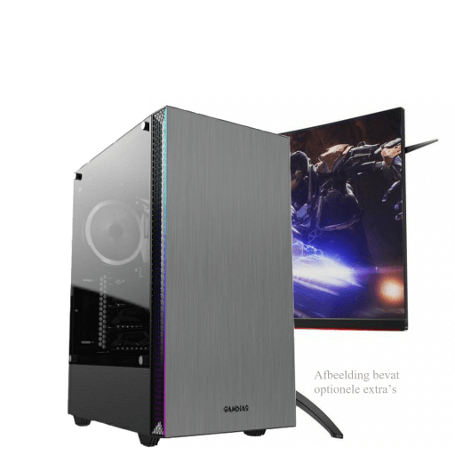 PC Builder Gamdias MARS E1 ZW